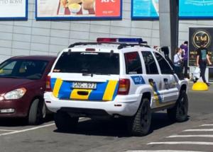 Евробляха полиция