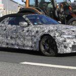 Кабріолет BMW M4 засвітився на перших фото