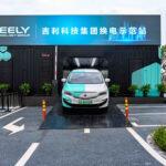Китайці навчилися змінювати акумулятори в електромобілях всього за 30 секунд