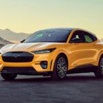 Ford Mustang Mach-E презентували офіційно