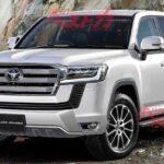 Новий Toyota Land Cruiser 300 з'явиться на півроку раніше