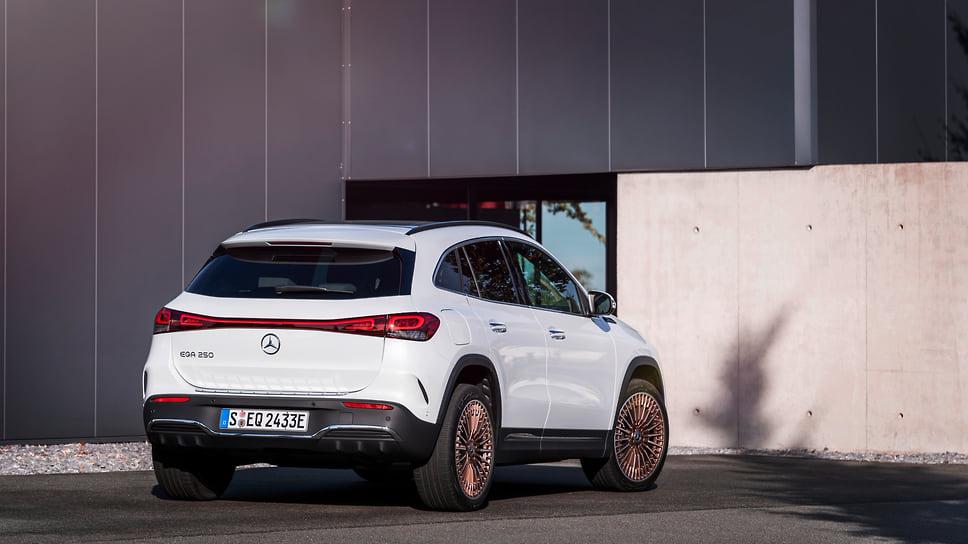 Mercedes-AMG EQA