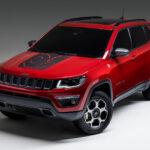 Оновлений Jeep Compass показали в Європі