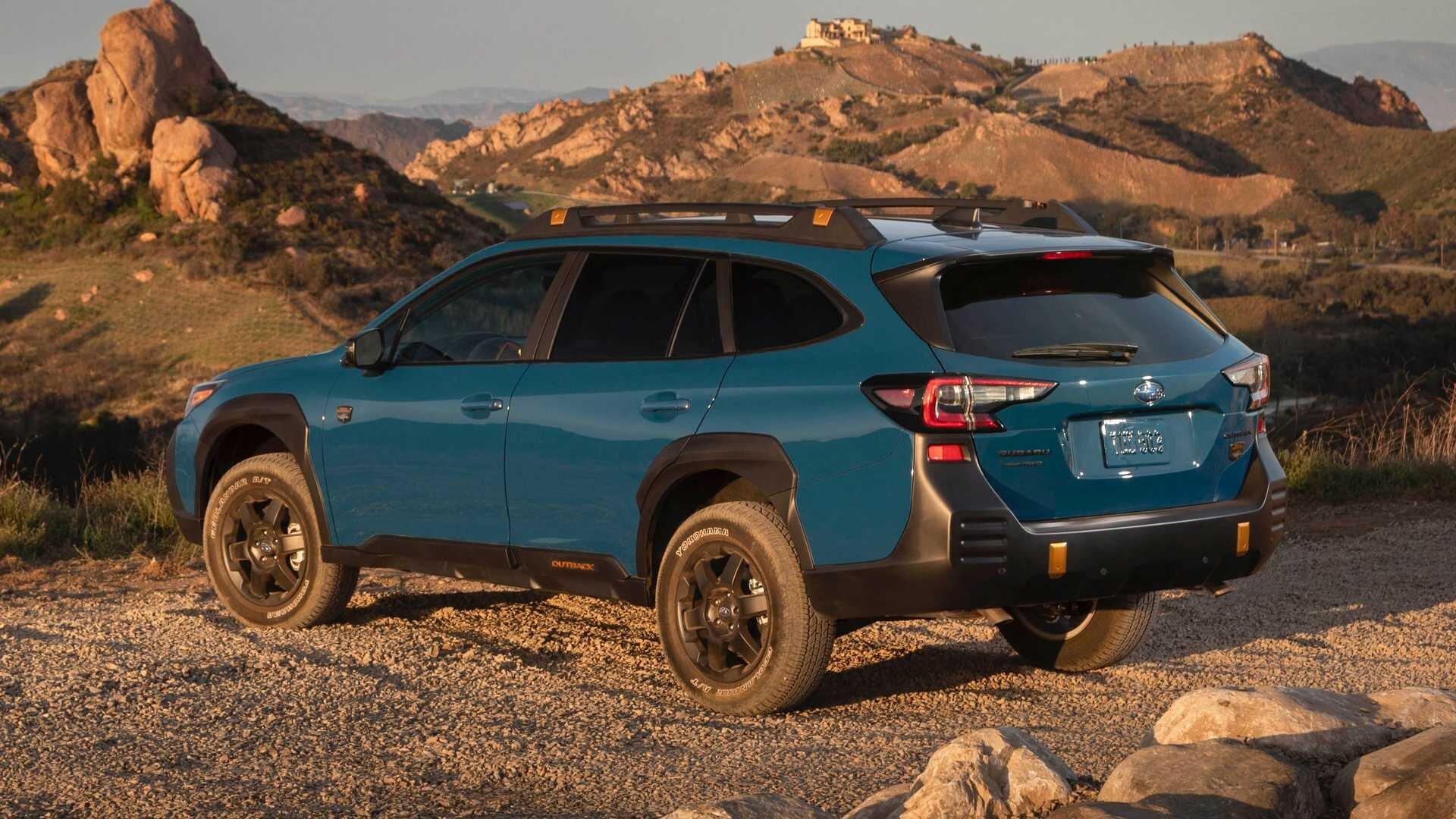 Subaru Wilderness