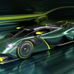 Aston Martin показав 1000-сильний гіперкар Valkyrie AMR Pro
