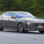 Нове покоління BMW 7 series з'явиться в 2023 році