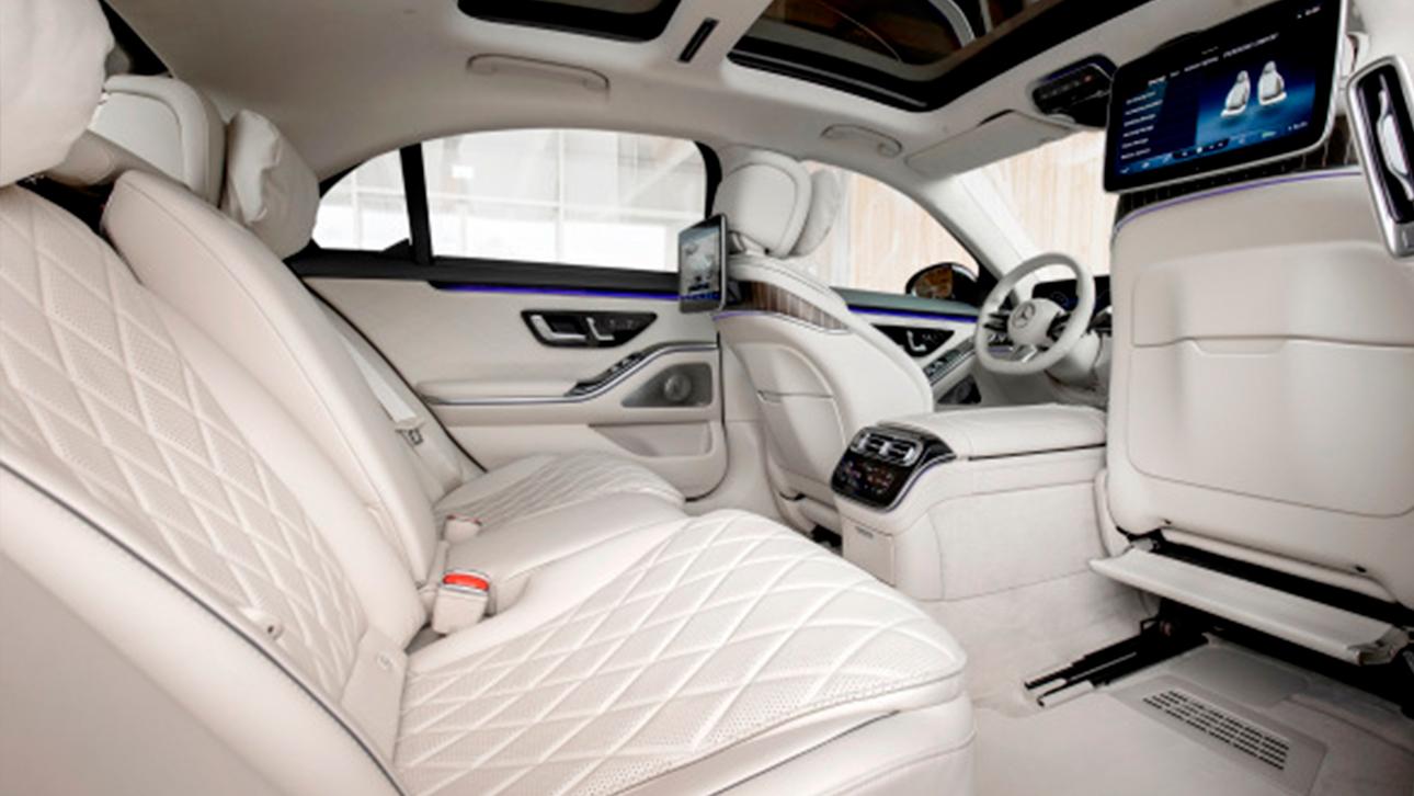 Mercedes-Benz S 580e