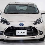 Представлена нова Toyota Aqua. Витрати пального 2.8л на 100км