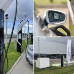 В Україні з'явилася перша зарядна станція потужністю 320 кВт