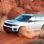 Jeep представив новий позашляховик Grand Cherokee