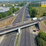 На ділянці траси Дніпро-Павлоград відновлюють 16 мостів