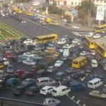 У Києві порахували кількість автомобілів