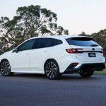 Універсал Subaru WRX Sportwagon анонсований в Австралії