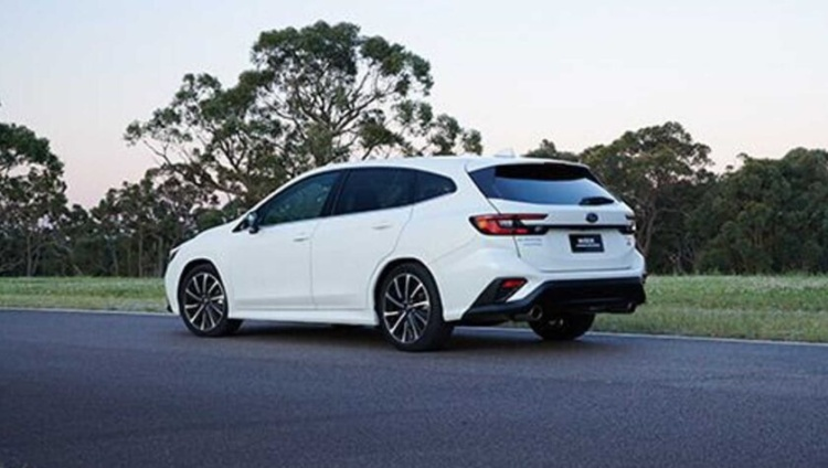 Subaru WRX Sportwagon